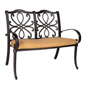 Woodard Holland Garden Bench