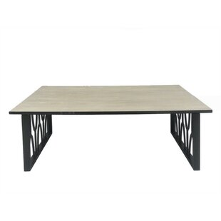 Hayter Marvelous Metal & Wood Coffee Table