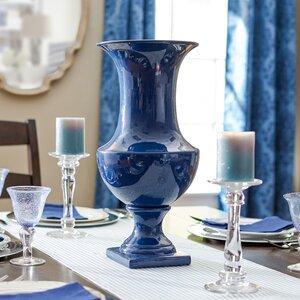 Sigmon Ceramic Urn Table Vase