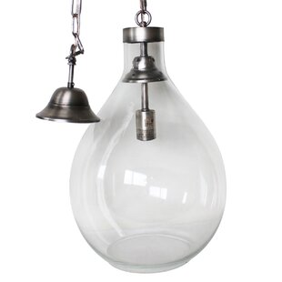 Island Park 1-Light Globe Pendant by Trent Austin Design