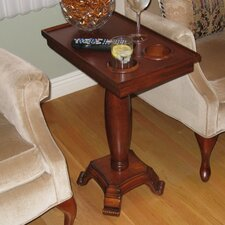 Traveller Chairside Table by Third Floor Designs