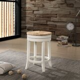 Plattsmouth Swivel Bar and Counter Stool by Three Posts™