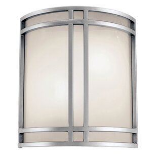 Malvern 2-Light LED Outdoor Sconce