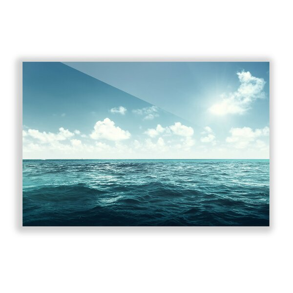 Two Palms Art Bazaar 'a Day At Sea' Photographic Print & Reviews by Two Palms Art Bazaar