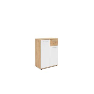 Mcpherson 1 Drawer Combi Chest By Mercury Row