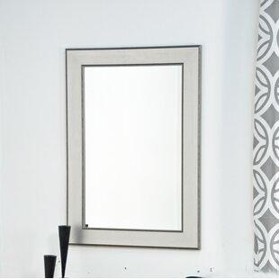 Brandt Works LLC Traditional Silver Entry Way Wall Mirror