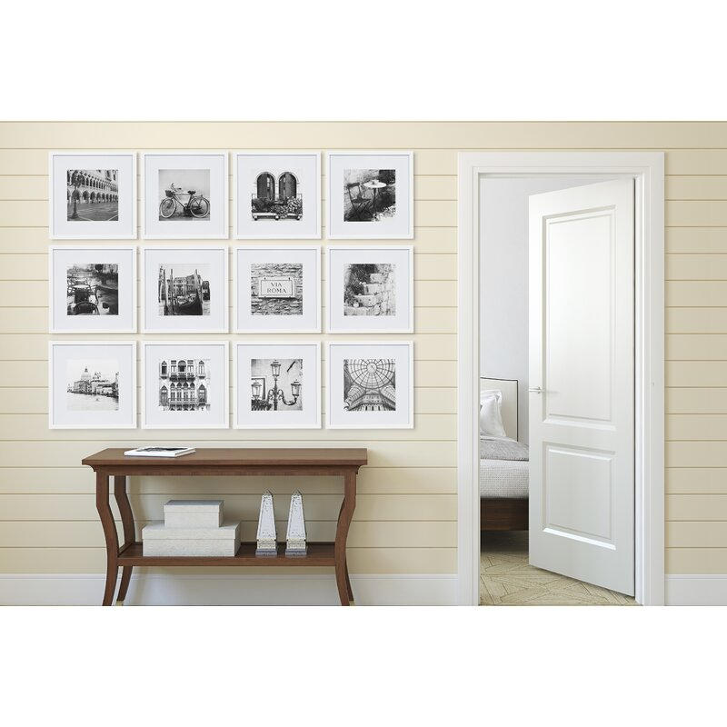 Andover Mills Noland 12 Piece Matted Picture Frame Set & Reviews ...