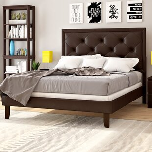 Cynthia Upholstered Panel Bed