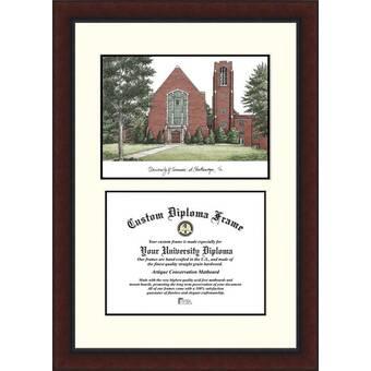 Campus Images Ncaa Florida International University Legacy Scholar Diploma Picture Frame Wayfair
