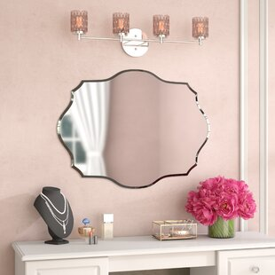 Mccroy Frameless Wall Mirror by House of Hampton