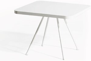 OASIQ Attol Aluminum Side Table
