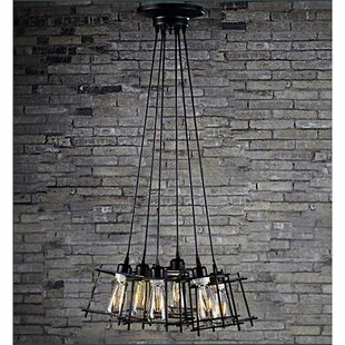 Amey 6-Light Cluster Pendant by Williston Forge
