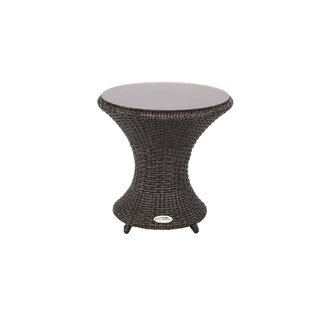Rosarita End Table by Patio Heaven 2019 Coupon