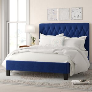 Upholstery King Size Beds