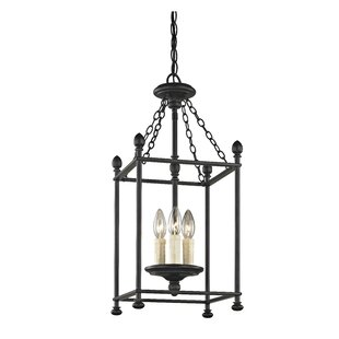 Paulsboro 3-Light Foyer Pendant by Gracie Oaks