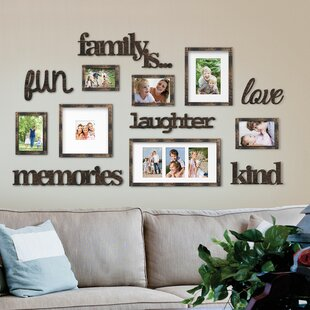. Gallery Wall Frame Sets You ll Love in 2019   Wayfair