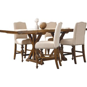 Ferguson Cross Gathering Dining Table by Bloomsbury Market