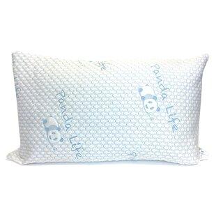 Panda Life Shredded Cooling Memory Foam Pillow