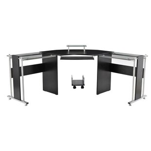 Reviews Freeport Modern L-Shaped Computer Desk ByLatitude Run