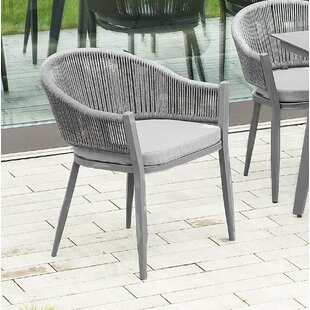 Hermantown Garden Chair With Cushion (Set Of 2) By Sol 72 Outdoor