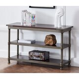Ottilie 47'' Solid Wood Console Table by Canora Grey
