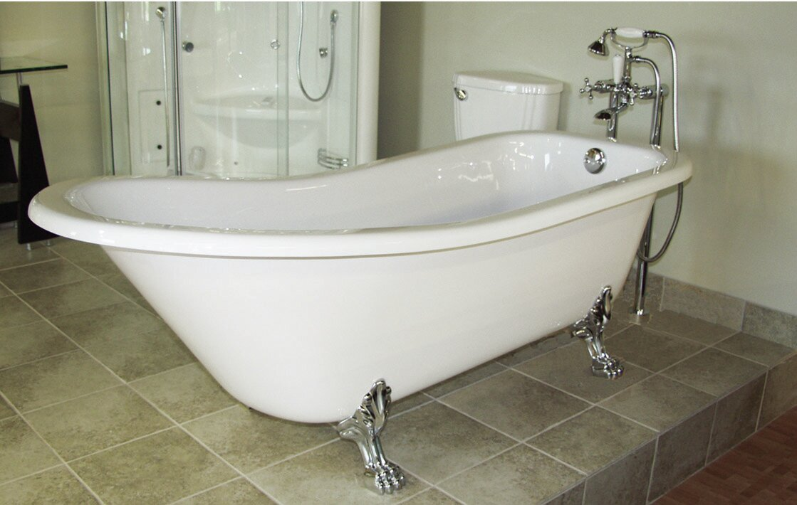 Best Bathtubs-Top 20 Quality Soaking Bathtubs Reviews 2018