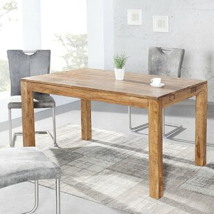 Elsa Extendable Dining Table By Union Rustic