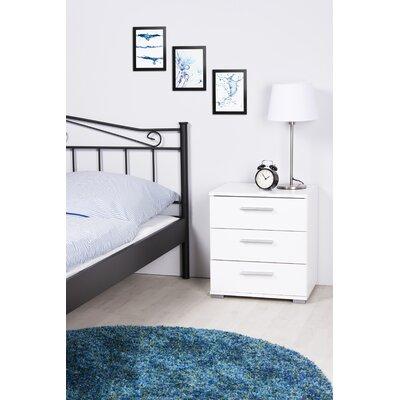 Nachttisch Elora | Schlafzimmer > Nachttische | Holzwerkstoff - Filz - Sonoma - Vi | All Home