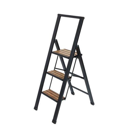 1|27 m Trittleiter Malik aus Aluminium ClearAmbient | Baumarkt > Leitern und Treppen > Trittleiter | ClearAmbient