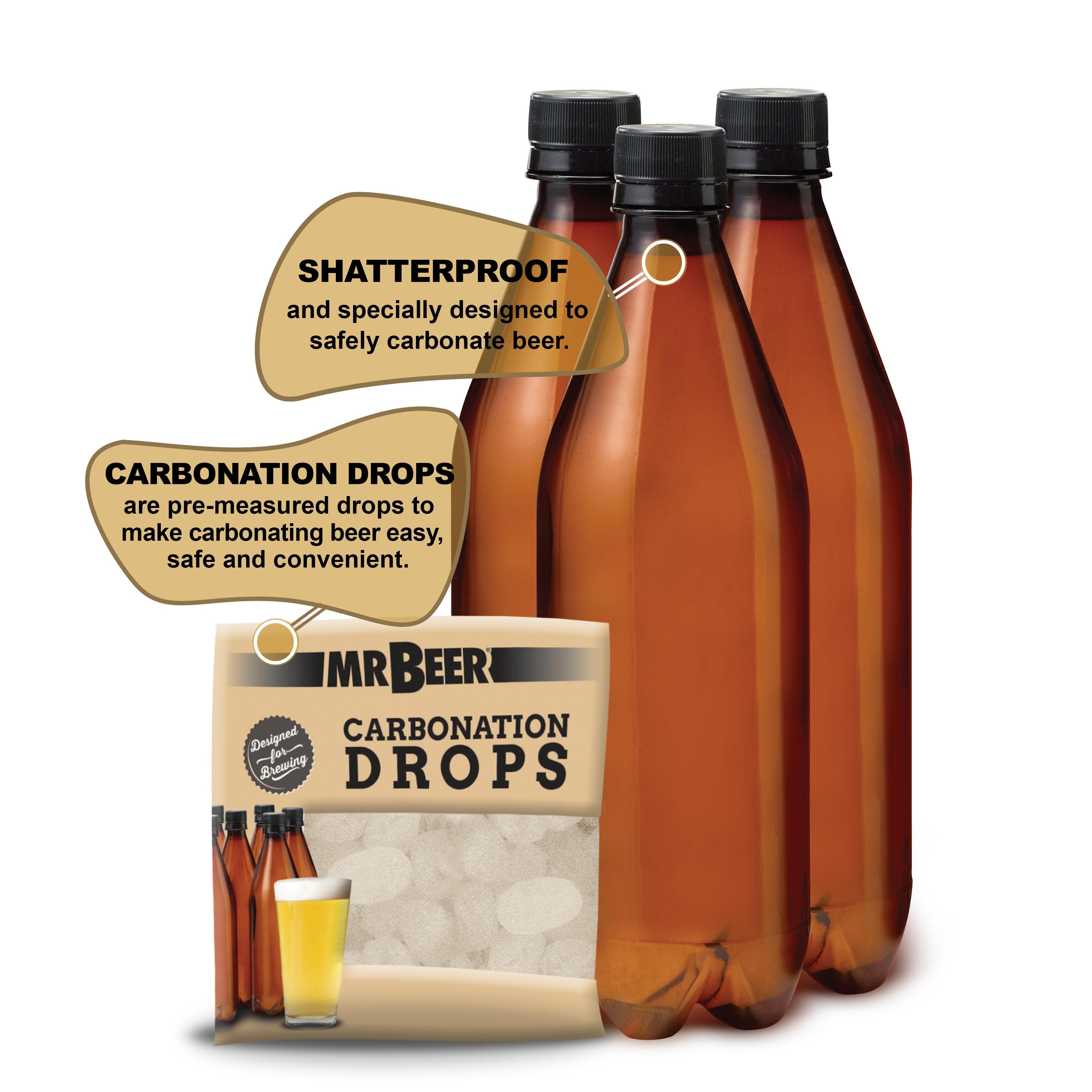 Mr Beer Bewitched Amber Ale Complete Craft Beer Making Kit Reviews Wayfair