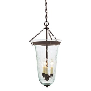 Sarina 3-Light Outdoor Pendant