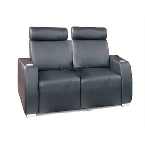Executive Home Theater Loveseat by Bass