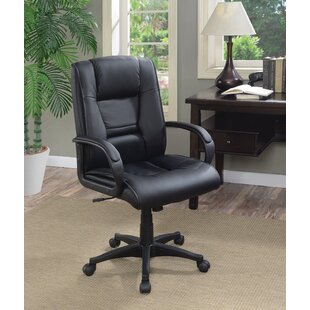Fernald Executive Chair by Winston Porter Coupon
