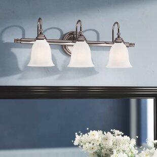 Busch 3-Light Vanity Light by Charlton Home