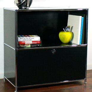 System4 Credenza 1-Drawer Lateral Filing Cabinet