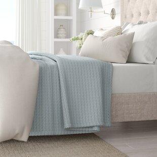 Arty Texture Cotton Blanket