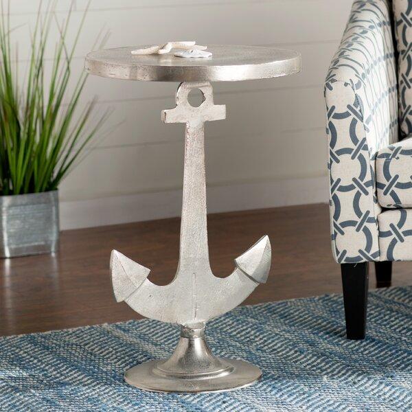 Superbe Beachcrest Home Octavia Aluminum Anchor Table U0026 Reviews | Wayfair