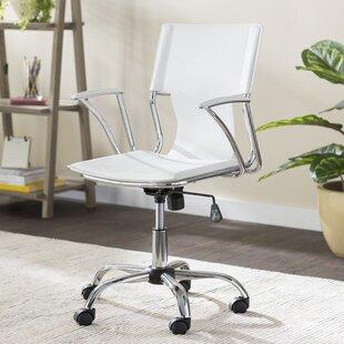 Orren Ellis Morgan Adjustable Mid-Back Desk Chair