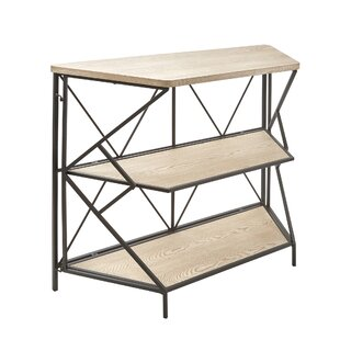 Kalvin Etagere Bookcase By Ivy Bronx