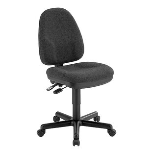Alvin and Co. Monarch Mid-Back Desk Chair