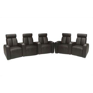 Ambassador Home Theater Row seating Row of 5