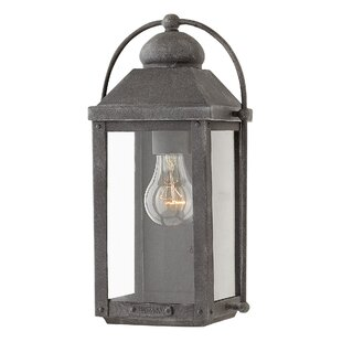Best Reviews Anchorage Outdoor Wall Lantern By Hinkley Lighting
