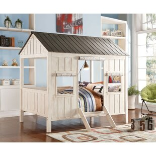 Guide to buy Siena Wooden Full Canopy Bed by Harriet Bee Reviews (2019) & Buyer's Guide