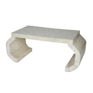 Worlds Away Handcrafted Coffee Table
