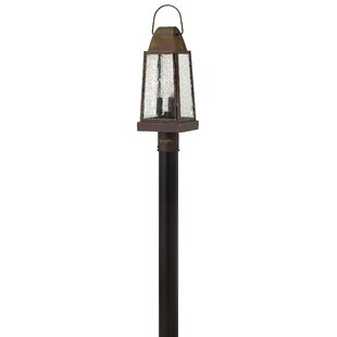 Reviews Sedgwick Outdoor 3-Light Lantern Head By Hinkley Lighting