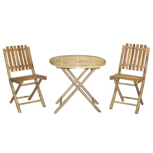 3 Piece Bistro Set by Bamb..