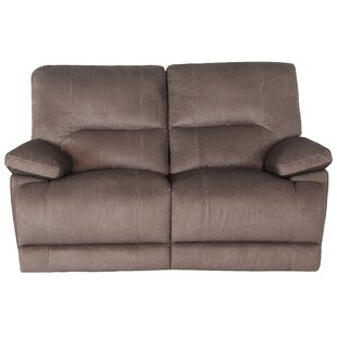 Shop Fenske Reclining Loveseat by Red Barrel Studio