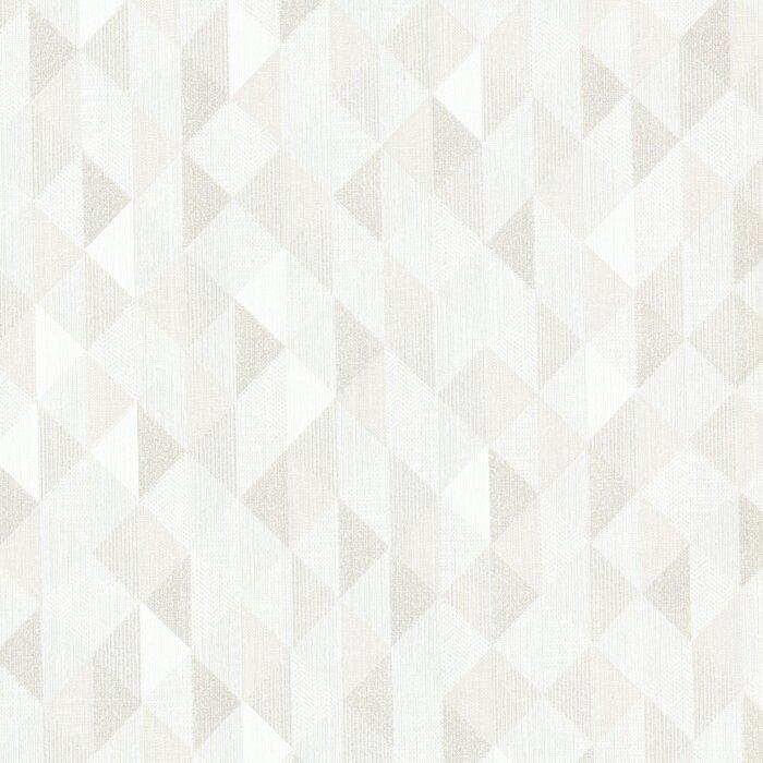 Brewster Home Fashions Prism Ethan Triangle 33 X 205 Geometric