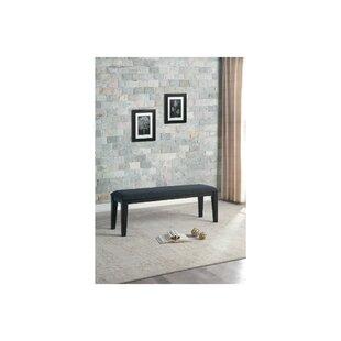 Maeve Upholstered Bench by Alcott Hill
