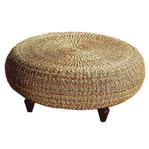 Tropical Cocktail Ottoman by P..